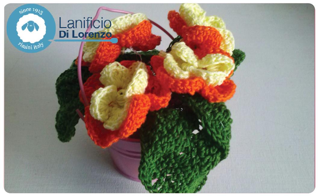 crochet primavera