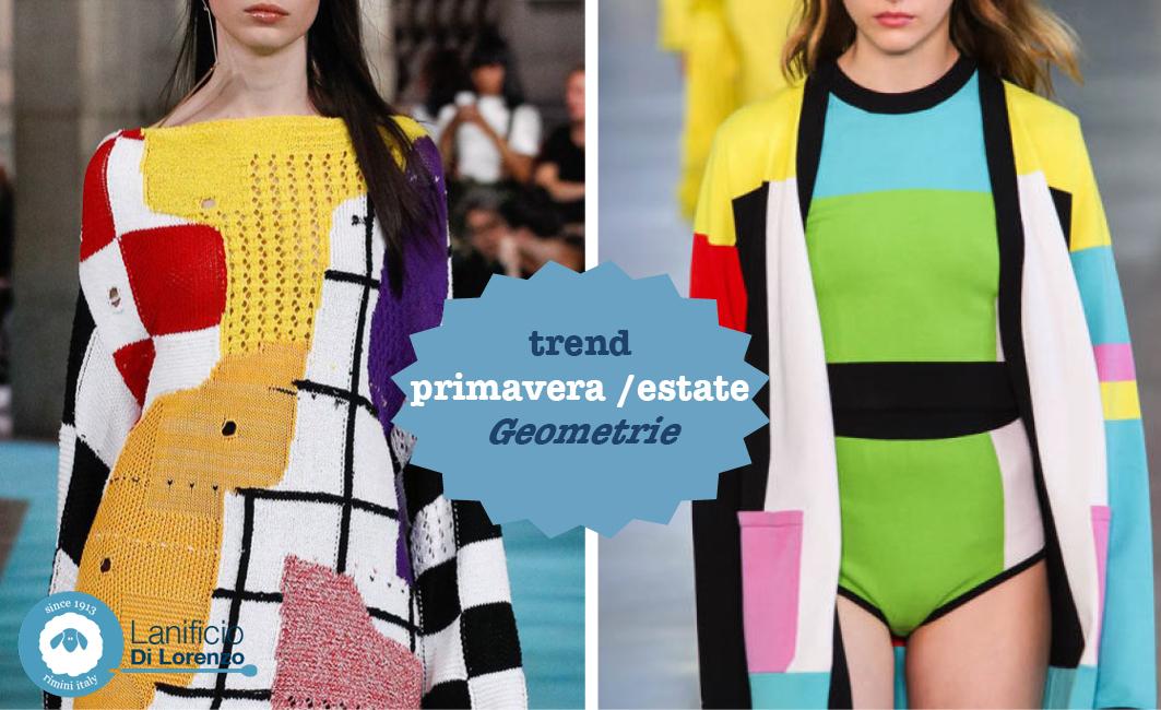 geometrie knitwear
