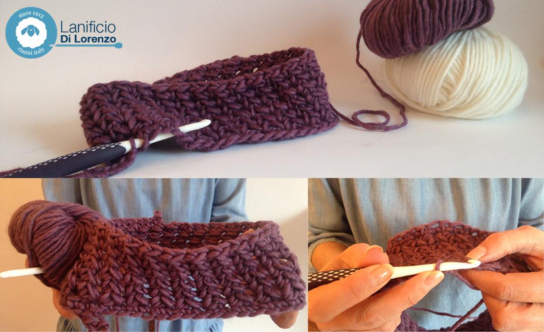 Punto Crochet All Uncinetto.Creare Col Punto Nuvola All Uncinetto Blog Lanificio Di Lorenzo