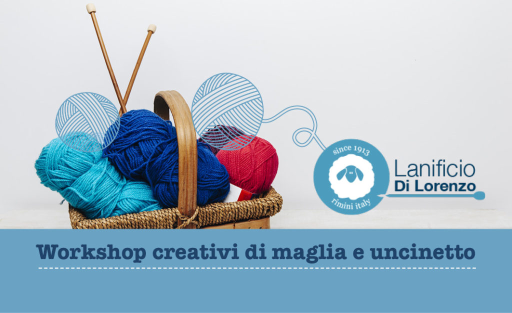 workshop maglia e uncinetto Lanificio