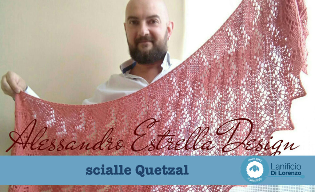 WORLD WIDE KNIT IN PUBLIC DAY con estrella