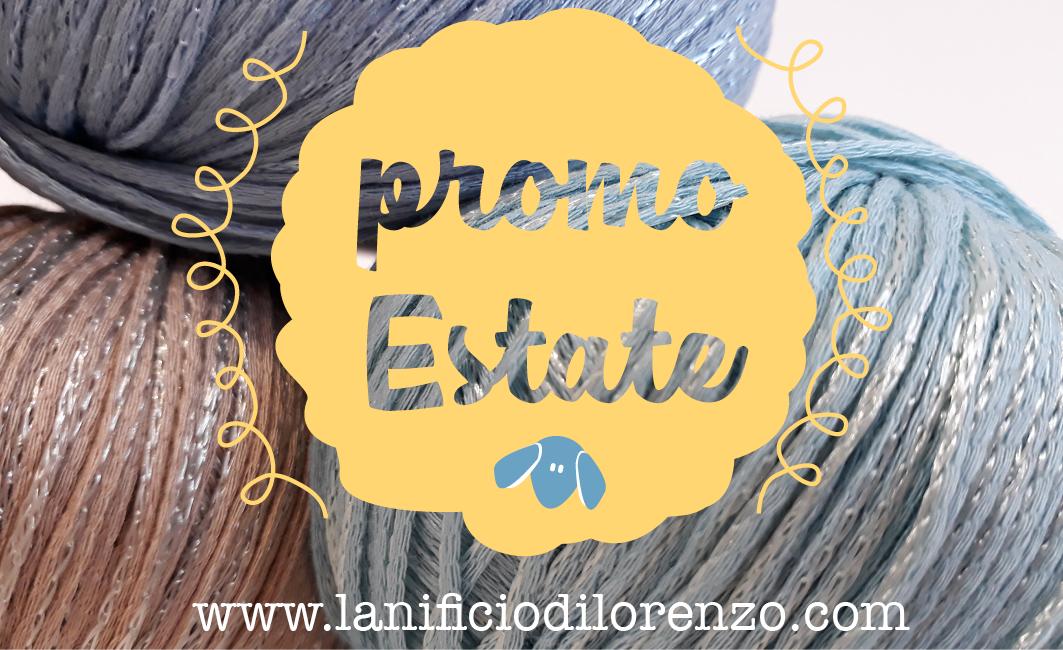 promo filati estivi Lanificio di Lorenzo