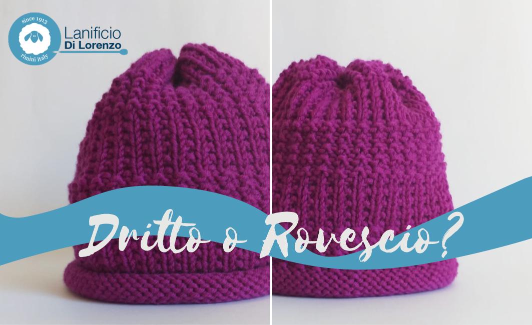 berretta in lana Paoma lanificio di lorenzo