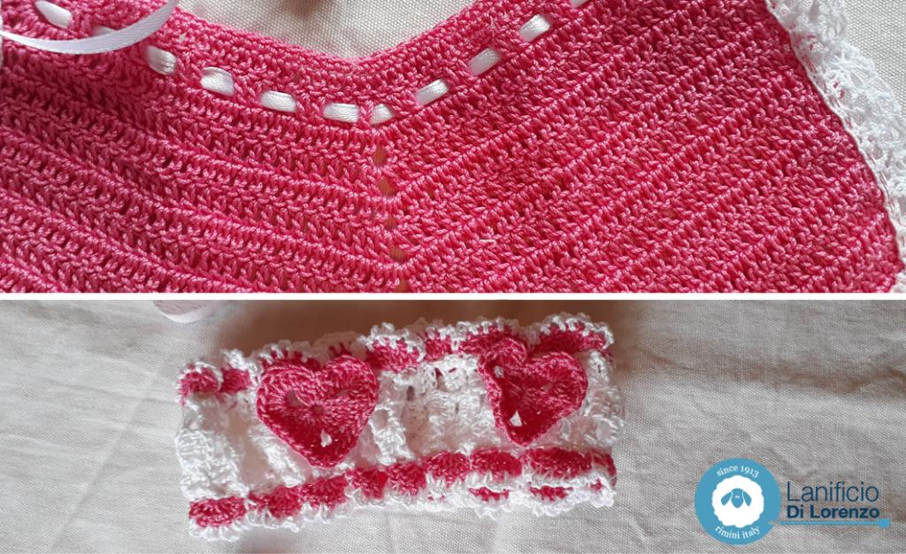 completino bimba crochet