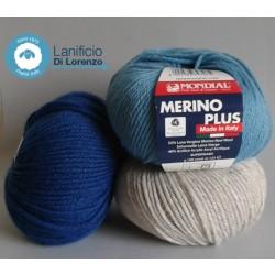Merino Plus Gr.100  M. 125