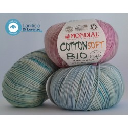 Cotton Soft Bio Stampe Gr.50 M.180