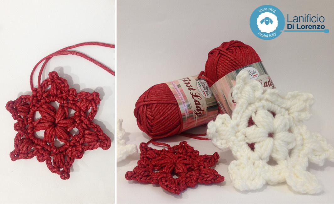 decorazioni natalizie crochet
