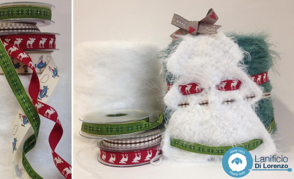 Favoloso Albero di Natale crochet & nastri di Mirta - Blog Lanificio di Lorenzo DX81
